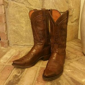 Lucchese Cowboy Boots